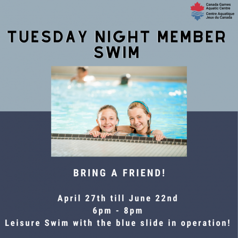 Tuesday Night Swims 2021 1